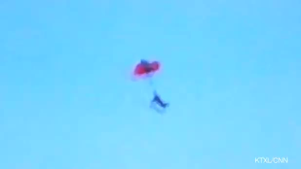 Skydiver Survives 8,000-Ft Jump After Parachute Failure