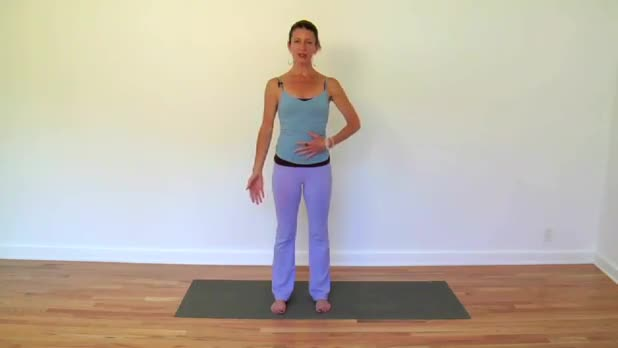 Kundalini Yoga - Tree Pose - Women's Fitness