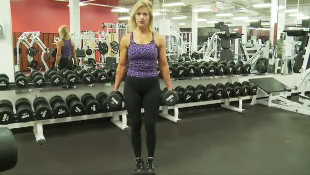 How to Do Hammer Curl - Women's Fitness