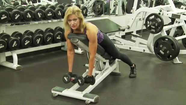How to Do Incline Raise - Women's Fitness
