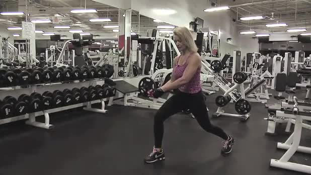 How to Perform Standing Chop - Women's Fitness