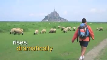 Mont Saint-Michel - Great Attractions (Normandy, France)