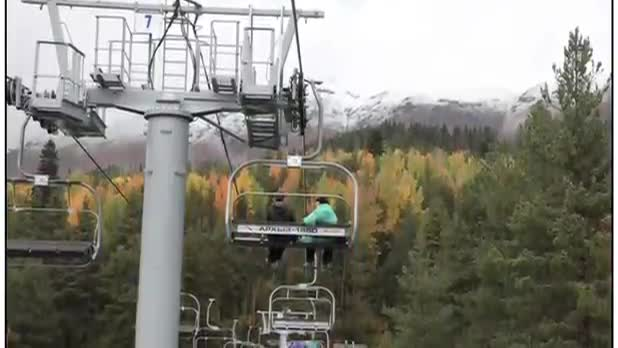 Russia Builds Ski Resorts to Stem Terrorism