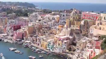 Procida Island in Gulf of Naples - Great Attractions (Naples, Italy)