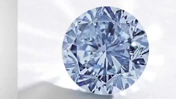 $19M Estimate Placed on 7.5 Carat Blue Diamond