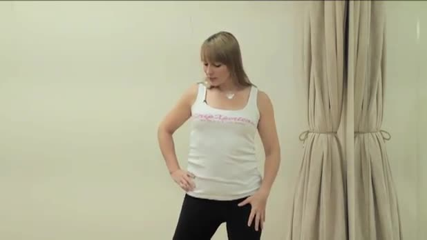 Fitness Through Sensual Dance - Stripper Walk - Women's Fitness