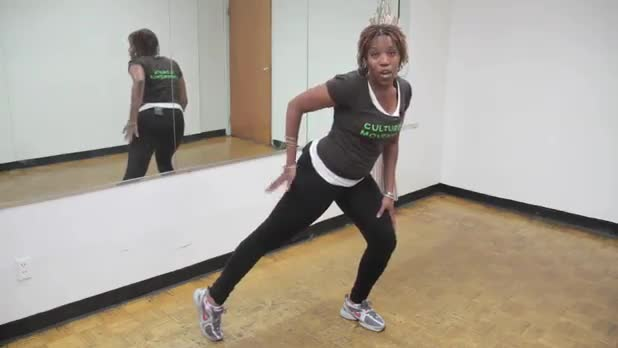 Hip Hop Workout - Women's Fitness
