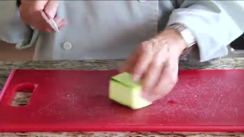 How to Julienne a Zucchini
