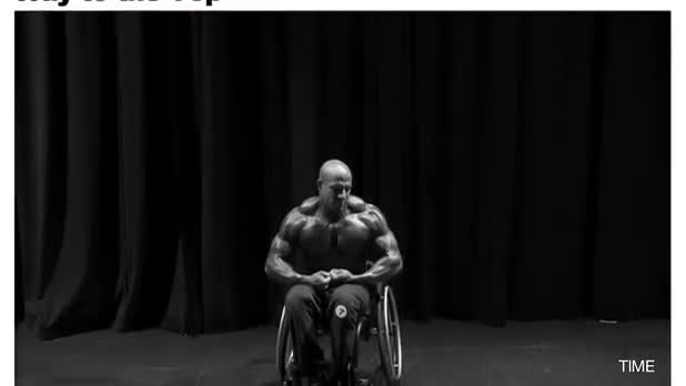 Wheelchair Bodybuilders Inspire Others