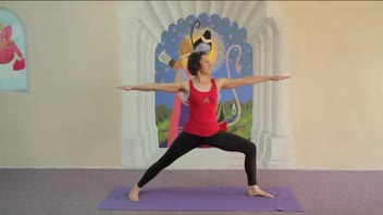 Yoga - Side Angle Pose Beginner - Women's Fitness