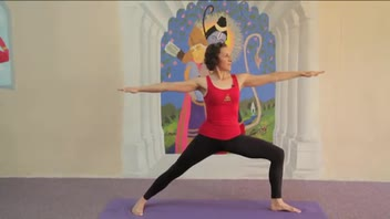 Yoga - Side Angle Pose Intermediate - Women's Fitness