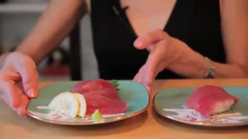 Difference Between Sashimi and Sushi