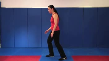Tai Chi: Roll Away into Press - Women's Fitness