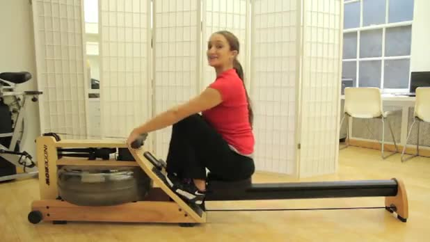 Rowing Machine Tips - Women's Fitness