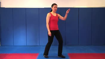 Tai Chi: Fist Under Elbow - Women's Fitness
