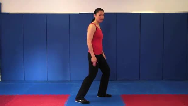 Tai Chi: Needle at Sea Bottom - Women's Fitness