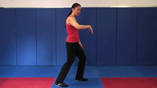 Tai Chi: Punch Routine - Women's Fitness