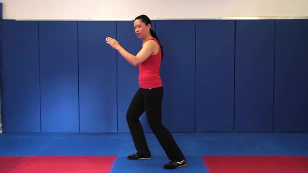 Tai Chi: Single Whip - Women's Fitness