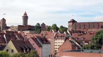 Nuremberg Castle - Great Attractions (Nuremberg, Germany)