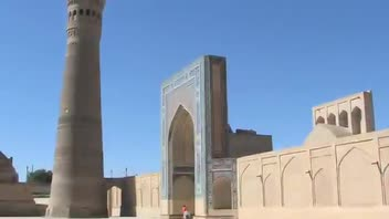 Old Bukhara - Great Attractions (Uzbekistan)