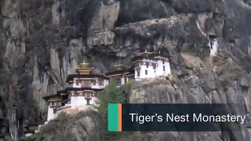 World's Most Remote Monasteries