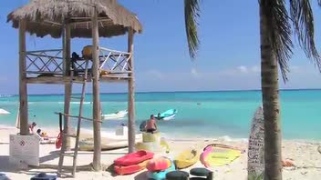 Resort Town of Playa del Carmen - Great Attractions (Playa del Carmen, Mexico)