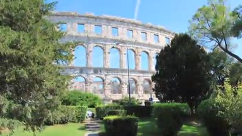 Pula Roman Amphitheatre - Great Attractions (Pula, Croatia)
