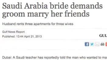 Woman Demands Spouse Marry Two Friends as Well