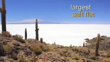 Salar de Uyuni - Great Attractions (Bolivia)