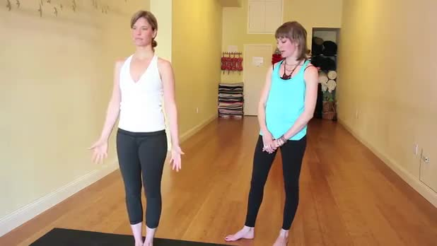How to Do Yoga Triange Pose - Women's Fitness