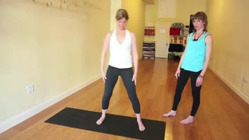 How to Do Yoga  Warrior II Pose - Women's Fitness