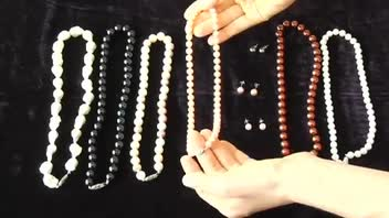 Learn About Freshwater Pearls