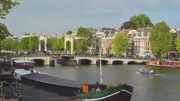 Skinny Bridge - Great Attractions (Amsterdam, Netherlands)