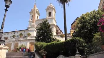 Spanish Steps - Great Attractions (Rome, Italy)