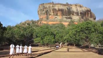 Lion Rock of Sigiriya - Great Attractions (Sigiriya, Sri Lanka)