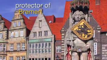 Bremen Roland - Great Attractions (Bremen, Germany)