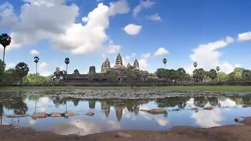 Strangling Trees of Angkor Wat - Great Attractions (Cambodia)