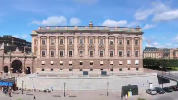 Stockholm Parliament - Great Attractions (Stockholm, Sweden)
