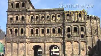 The Black Gate of Trier - Great Attractions (Germany)