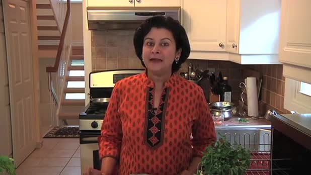 Using Turmeric in Cooking (Indian Cuisine Video)