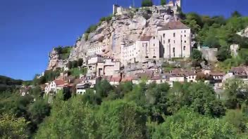 Town of Rocamadour – Great Attractions (France)