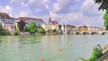 Town of Basel - Great Attractions (Basel, Switzerland)
