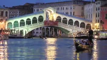 Venice at Night - Great Attractions (Venice, Italy)