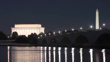 Washington, DC at Night - Great Attractions (Washington, DC, United States)