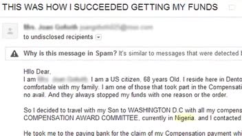 Why Email Scammers Say They Are Nigerians